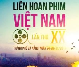 Liên hoan phim Việt Nam lần thứ 20 diễn ra tại Đà Nẵng