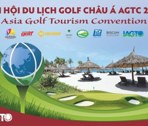 Asia Golf Tourism Convention 2017 to take place in Da Nang, Viet Nam