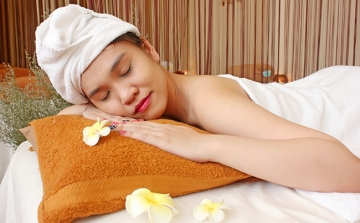Massage - Sauna - Steambath Promotion at Bamboo Green Central Hotel.