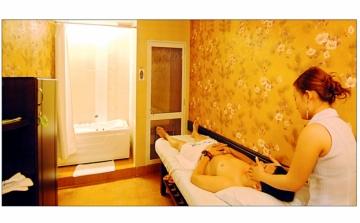 Hot: Chương trình khuyến mãi SAUNA - STEAMBATH - MASSAGE tại khách sạn Bamboo Green Central !