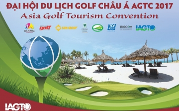 Đại hội Du lịch Golf châu Á 2017 tại Đà Nẵng