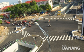 New Tran Phu road tunnel officially opens to traffic