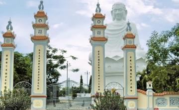 Hoa My Sakyamuni Buddha Statue