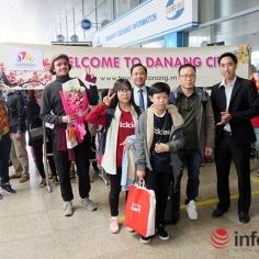 Trong ba tháng đầu năm, Đà Nẵng đón hơn 1,3 triệu lượt khách