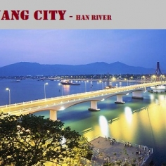 Some information about Da Nang City Viet Nam