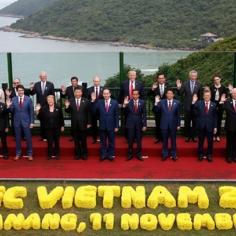 Việt Nam tỏa sáng trong lòng bạn bè quốc tế qua APEC 2017
