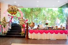 Tiệc cưới - tiệc đính hôn